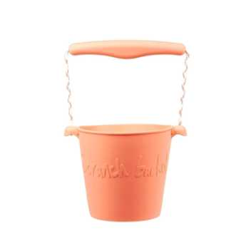 Scrunch-bucket - coral