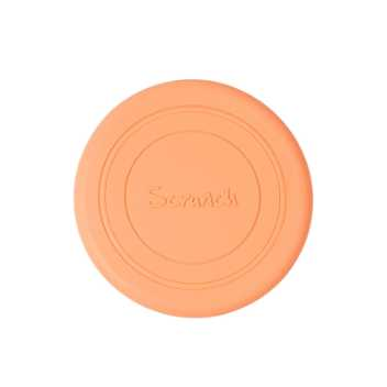 Scrunch-disc - coral